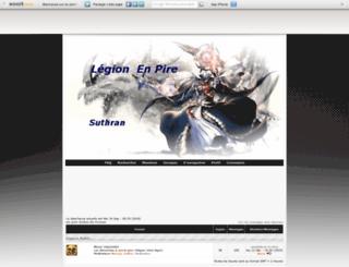 enpire.xooit.fr screenshot