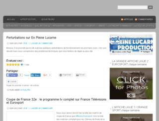 enpleinelucarne.wordpress.com screenshot