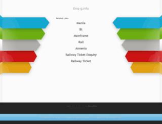 enq-g.info screenshot