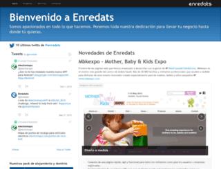 enredats.com screenshot