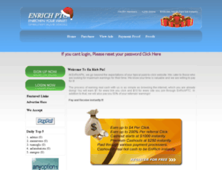 enrichptc.com screenshot