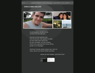 enricobrechbilder.de screenshot