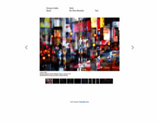 enriquecubillo.com screenshot