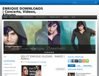 enriquedownloads.blogspot.com screenshot