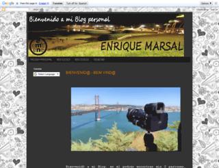 enriquemarsal.blogspot.com screenshot