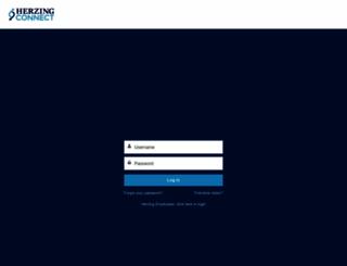 enroll.herzing.edu screenshot
