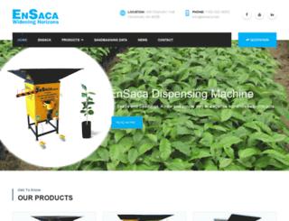 ensaca.net screenshot