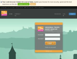 ensemble.traveltech.ca screenshot