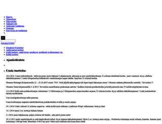ensipainos.fi screenshot
