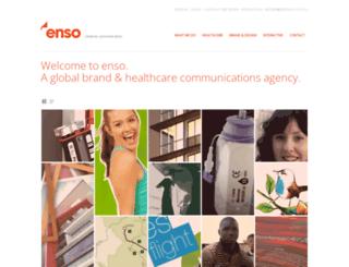 enso.com.au screenshot