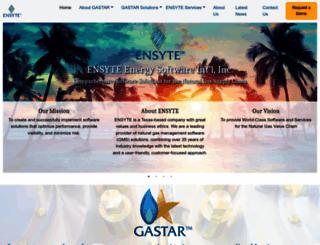 ensyte.com screenshot