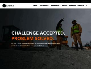 entact.com screenshot
