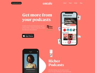 entale.com screenshot