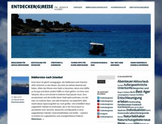 entdecker-greise.de screenshot
