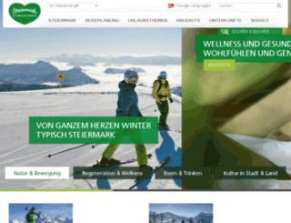 entdeckerquiz.steiermark.com screenshot