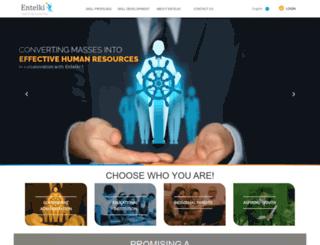 entelki.com screenshot