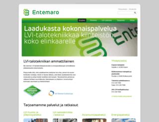 entemaro.fi screenshot