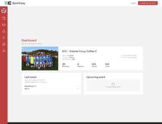 entente-crouy-cuffies-c.sporteasy.net screenshot