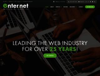 enter.net screenshot