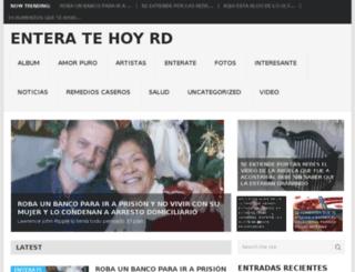 enteratehoyrd.com screenshot