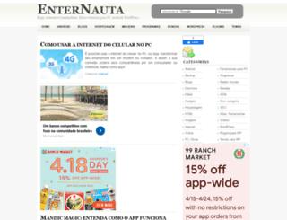 enternauta.com.br screenshot