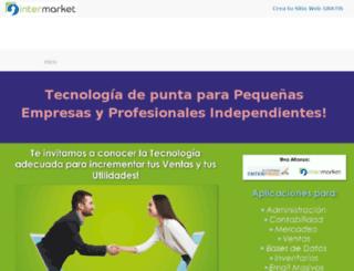 enterprise.intermarket.co screenshot