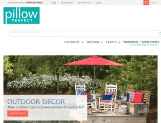 enterprise.pillowperfect.com screenshot