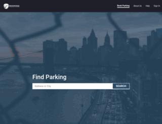enterpriseparking.com screenshot