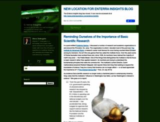 enterpriseresilienceblog.typepad.com screenshot