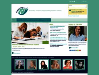 enterprising-women.org screenshot
