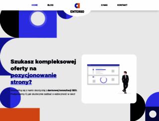 enterso.pl screenshot