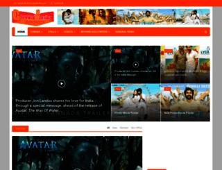 entertainment.chennaipatrika.com screenshot