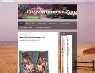 entertainment5050.blogspot.fr screenshot