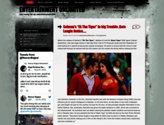 entertainmentdhamaka.wordpress.com screenshot
