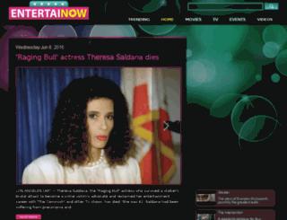 entertainow.com screenshot