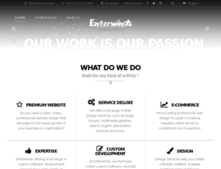 enterwinds.net screenshot