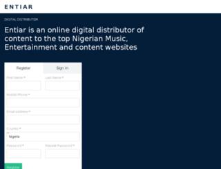 entiar.ventramediagroup.com screenshot