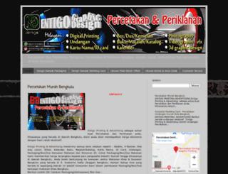 entigoprintingbengkulu.blogspot.com screenshot