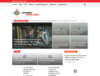 entornoviral.com screenshot