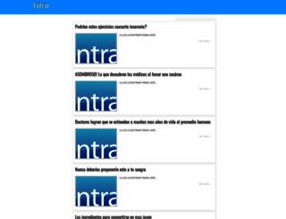 entrardescubretehoy.blogspot.com screenshot