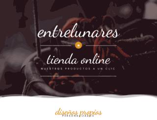 entrelunares.com screenshot