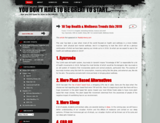entrenadorricardo.wordpress.com screenshot