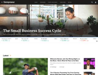 entrepreneurcenter.com screenshot
