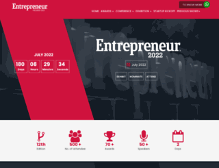 entrepreneurindia.org screenshot