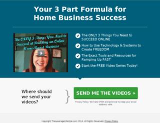 entrepreneurjungle.com screenshot