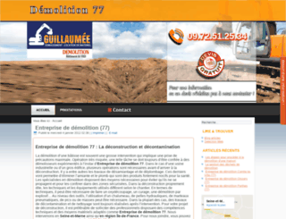 entrepreneurnow.fr screenshot