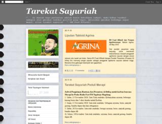 entrepreneurorganik.blogspot.com screenshot
