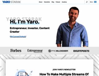 entrepreneurs-journey.com screenshot