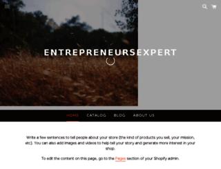 entrepreneurs.expert screenshot