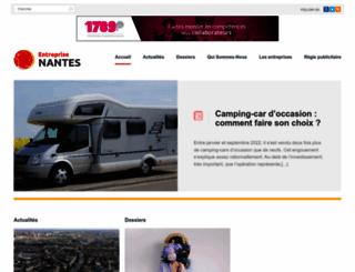 entreprise-nantes.fr screenshot